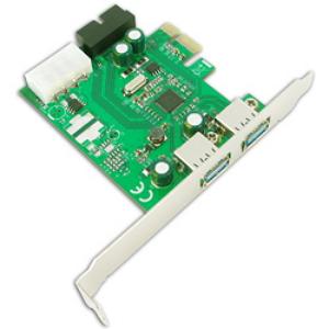 ���������� Speed Dragon EU312C-2 (PCI-Ex1, 2+2 USB3.0, SATA power)
