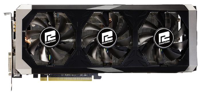 Видеокарта PowerColor Radeon R9 390 8192Mb AXR9 390 8GBD5-PPDHE
