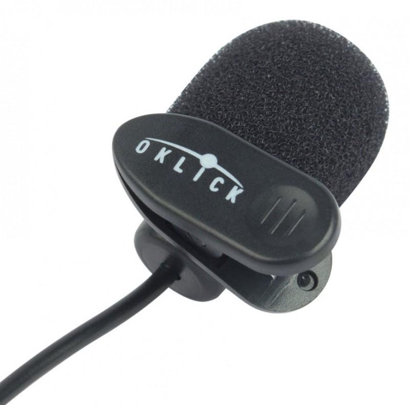 Микрофон Oklick MP-M008, black