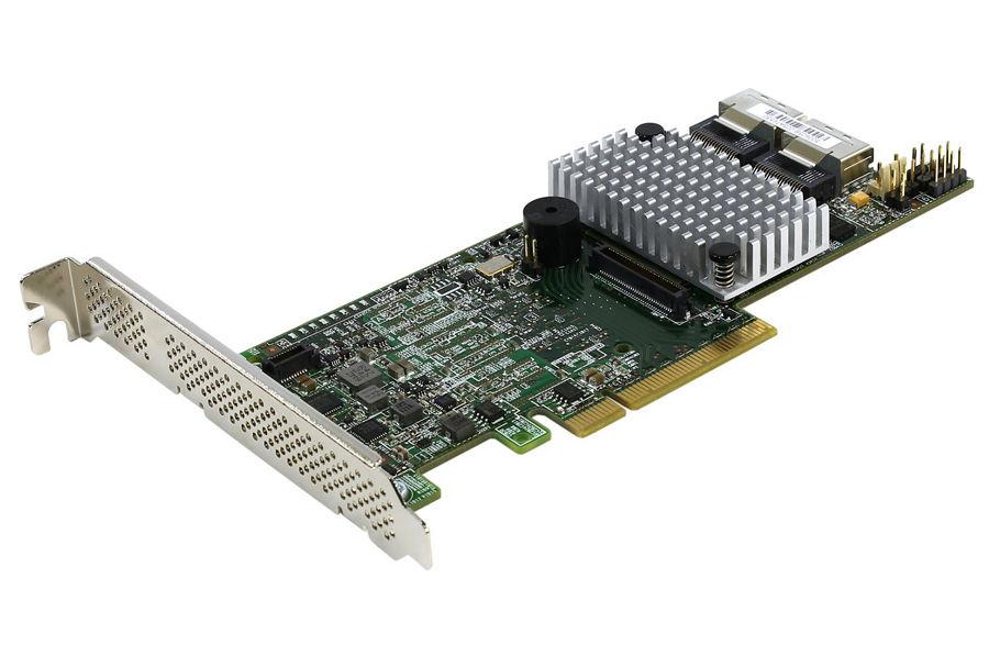 RAID-контроллер LSI Logic MegaRAID SAS 9271-8i SGL (LSI00330)
