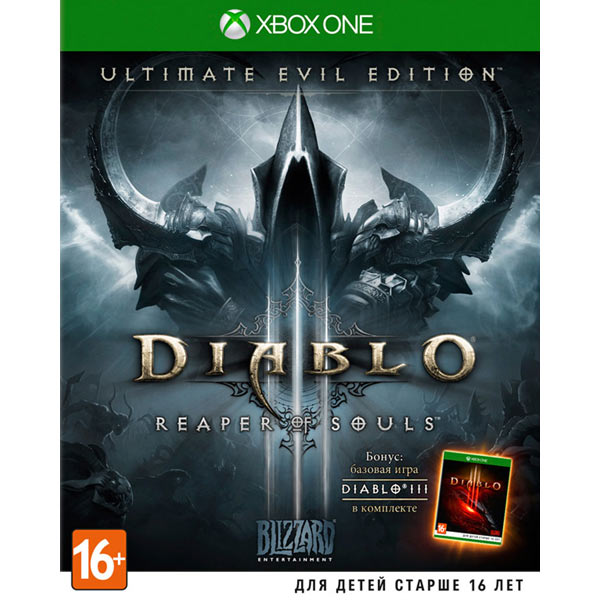 Игра Diablo III:Reaper of Souls.Ultimate Evil Edition