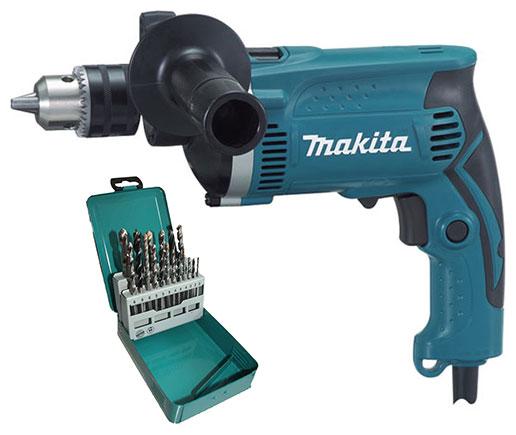 Дрель Makita HP1630KX2