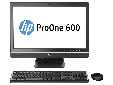 "HP ProOne 600 G1 (J7D63EA) - (Intel Core i5-4590S / 3.00 - 3.70 GHz; 4 Гб; 1000 Гб; ODD - DVD-RW • Экран 21.5"" 1920x1080; AMD Radeon HD 7650A • LAN 10-1000 Мбит/с; • MS Windows 7 Professional (64 bit))"