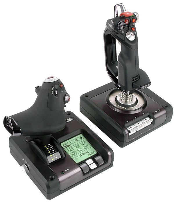 �������� Saitek X52 Pro Flight System
