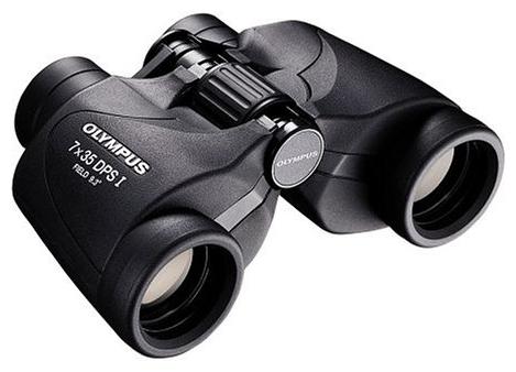 Бинокль Olympus 7x35 DPS I black N1240282