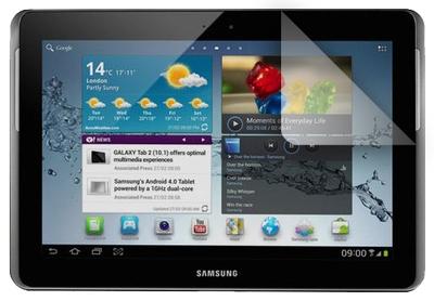 Защитная пленка Yoobao для Samsung Galaxy Tab 5100 Glossy