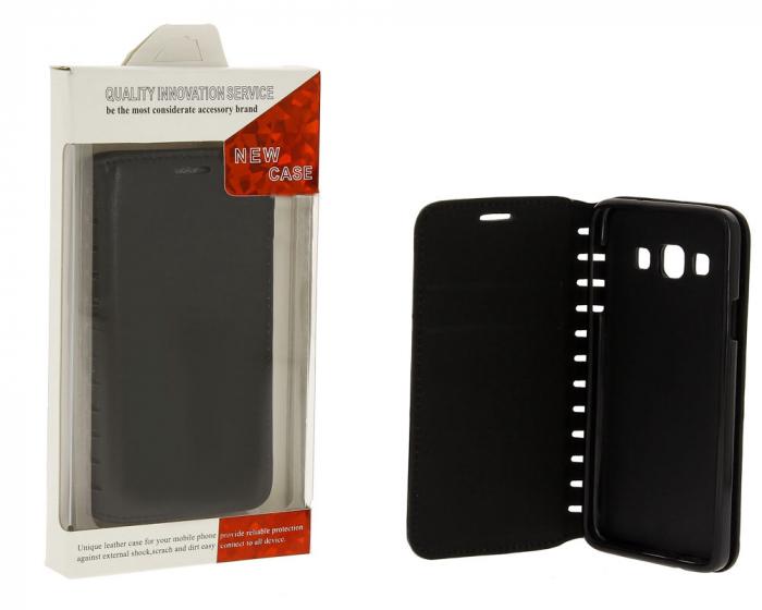Чехол-книжка Book Case для iPhone 5S/SE Black