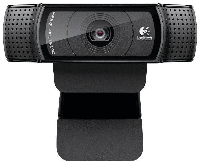 Веб-камера Logitech HD Pro Webcam C920 960-000769/960-001055