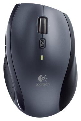 Мышь Logitech Marathon Mouse M705 USB Black 910-001950