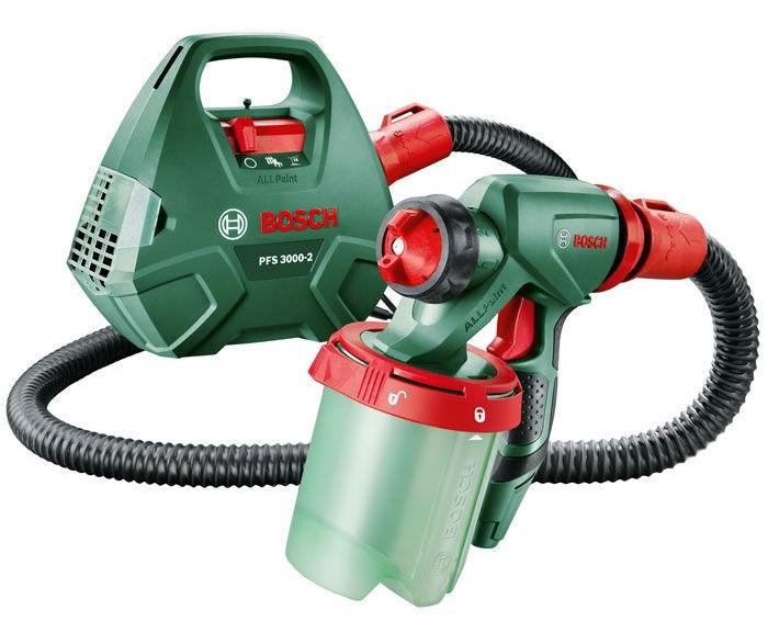 Краскопульт Bosch PFS 3000-2 [0603207100]