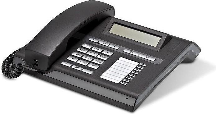 VoIP-телефон Siemens OpenStage 15, lava, WAN, LAN, есть определитель номера L30250-F600-C177