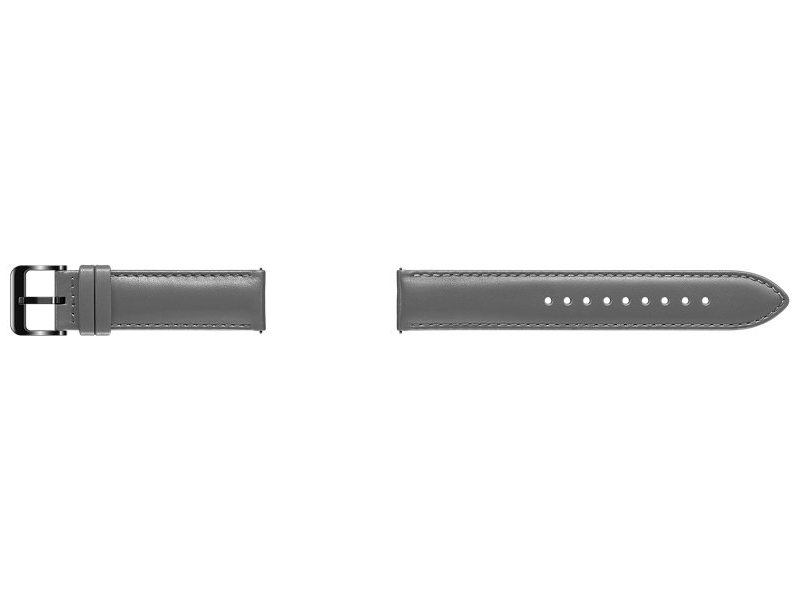 Samsung Galaxy Gear S2 classic grey - (Ремешок для 'умных часов'; пряжка • для Samsung Gear S2)
