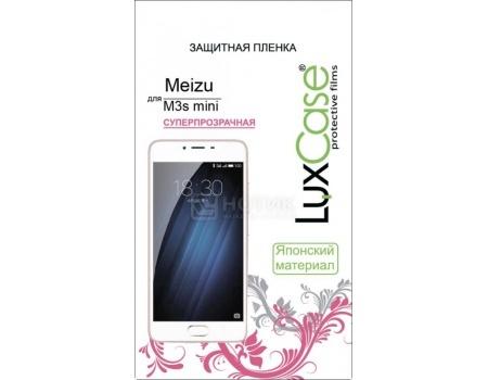 �������� ������ LuxCase ��� Meizu M3s mini, supertransparent