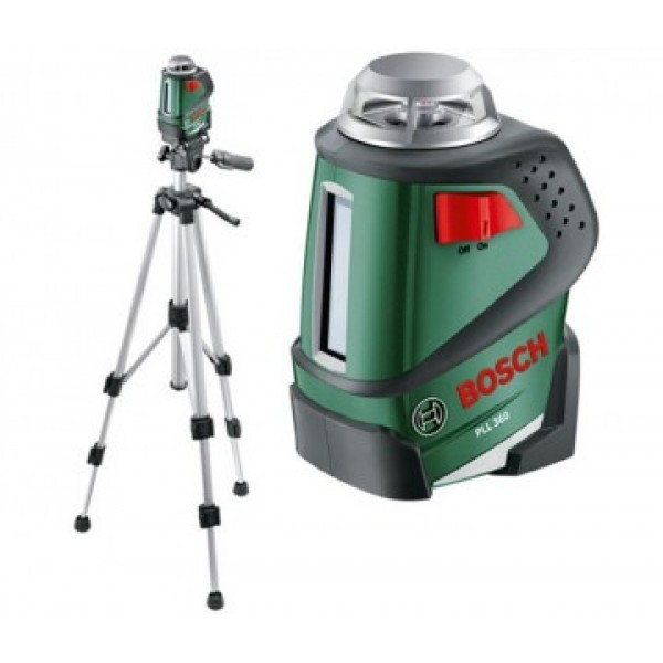 Нивелир Bosch PLL 360 SET (0603663001)