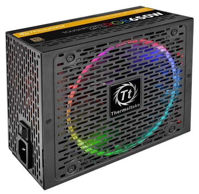Блок питания Thermaltake Toughpower DPS G RGB 650W TPG-0650D-R