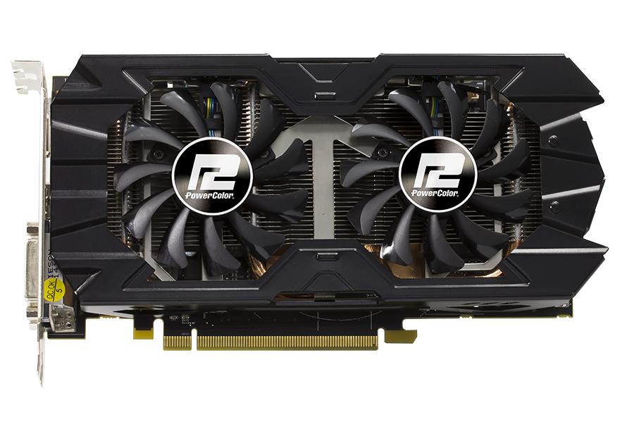 Видеокарта PowerColor Radeon R9 380 918Mhz PCI-E 3.0 4096Mb 5700Mhz 256 bit 2xDVI HDMI HDCP (AXR9 380 4GBD5-PPDHEV2) PCS+