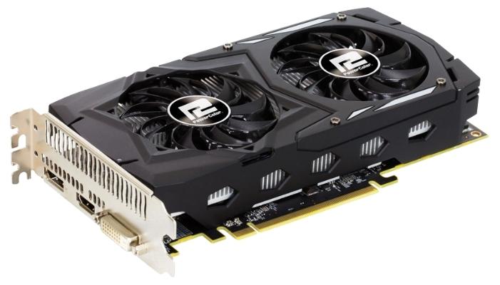 ���������� PowerColor Radeon RX 460 (128 Bit, GDDR5, 4Gb) AXRX 460 4GBD5-DHV2/OC
