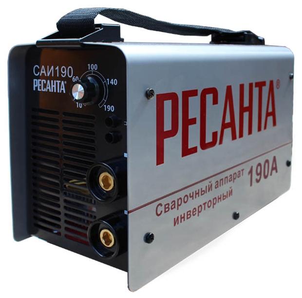Сварочный аппарат Ресанта САИ-190 65/2