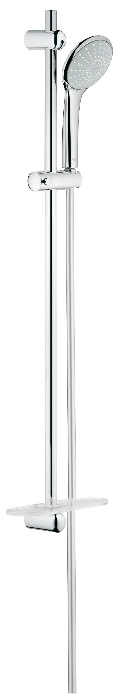 Grohe 27267001 Euphoria (ручной душ, штанга 900 мм, шланг 1750 мм), хром (27267001)