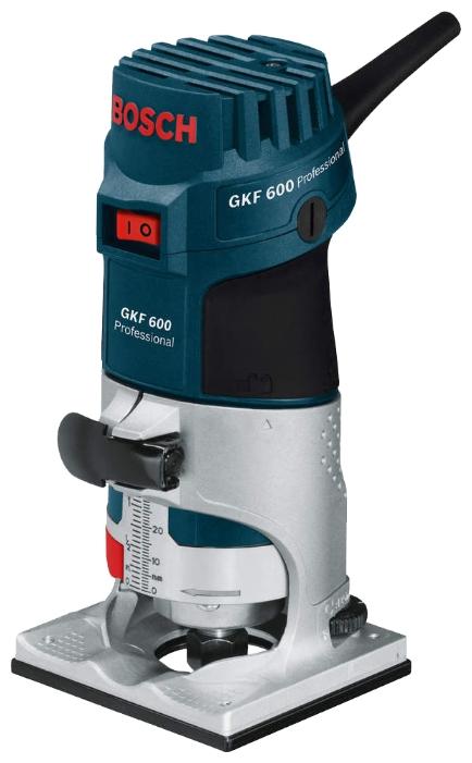 Фрезерная машина Bosch GKF 600