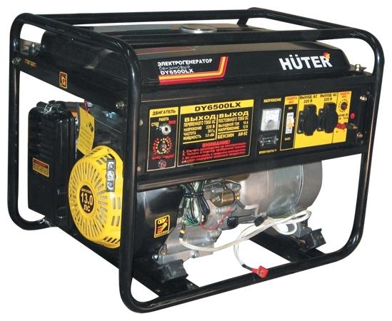 ��������� Huter DY6500LXA 64/1/27