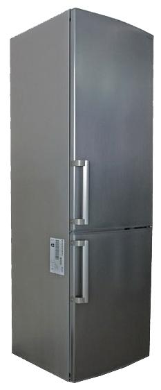 Sharp SJ-B236ZR-SL - (холодильник с морозильником, 315 л (клим.класс SN, T), отдельно стоящий, компрессоров 1, камер 2, дверей 2. Хол-ник 221 л (разм. No Frost). Мор-ник 94 л, внизу (разм. No Frost). ШГВ 60x65x200 см. Управление электронное. Энергопотр-е класс A+ (309 кВтч/год). серебристый / пластик/металл)
