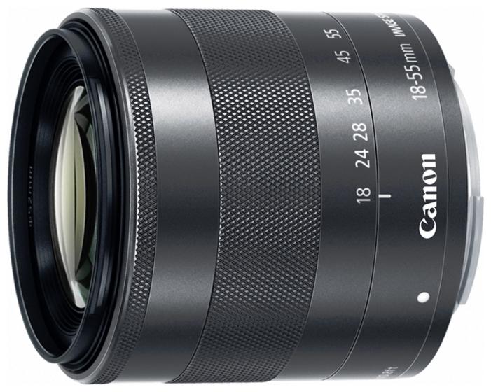 Фотообъектив Canon EF-M STM 18-55мм f/3.5-5.6 5984B005