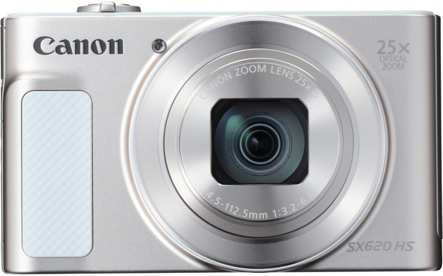 Цифровая фотокамера Canon PowerShot SX620 HS white 1074C002