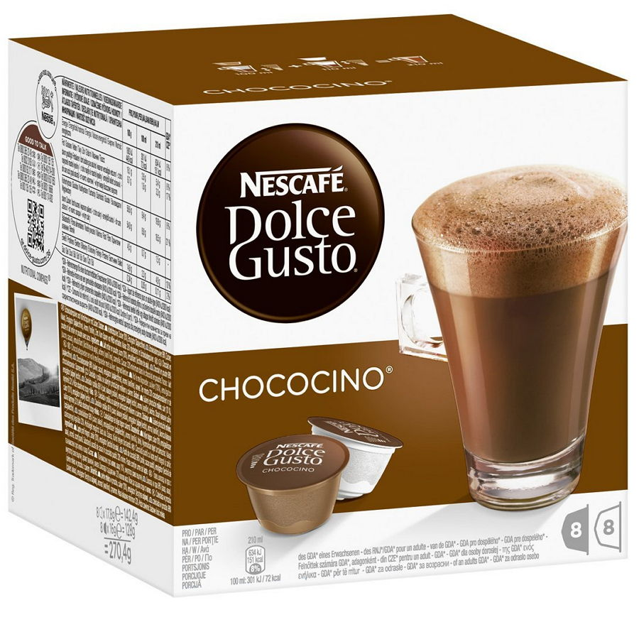 Кофе в капсулах Nescafe Dolce Gusto Chococino