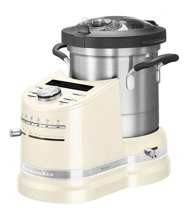Кухонный комбайн KitchenAid Artisan 5KCF0103 EAC, Ivory 5KCF0103EAC