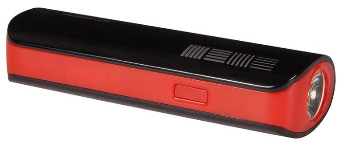 �������������� ������� InterStep PB3000LED, red/black IS-AK-PB3000LED-000B201