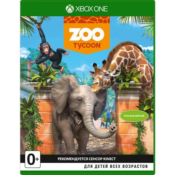 Игра Zoo Tycoon