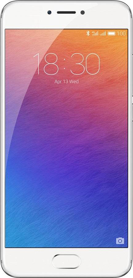 Meizu Pro 6 32Gb Silver White - (; GSM 900/1800/1900, 3G, 4G LTE, LTE-A; SIM-карт 2 (nano SIM); MediaTek Helio X25 (MT6797T); RAM 4 Гб; ROM 32 Гб; ; 21.16 млн пикс., светодиодная вспышка; есть, 5 млн пикс.; датчики - освещенности, приближения, Холла, компас, барометр, считывание отпечатка пальца)