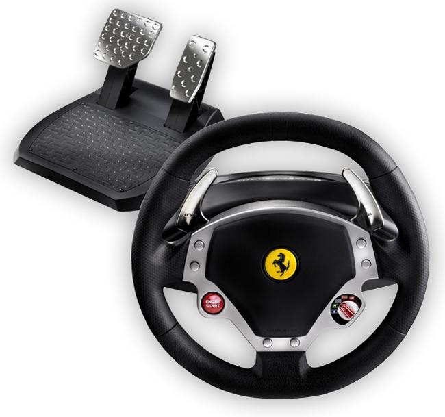 ���� Thrustmaster Ferrari F430 Force Feedback Racing Wheel PC (2960710)