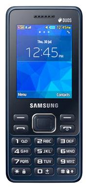 Samsung SM-B350E Duos Black - (телефон; SIM 2; экран 2.4 дюйм. (320x240) • 1200 мА?ч; Bluetooth 2.1)