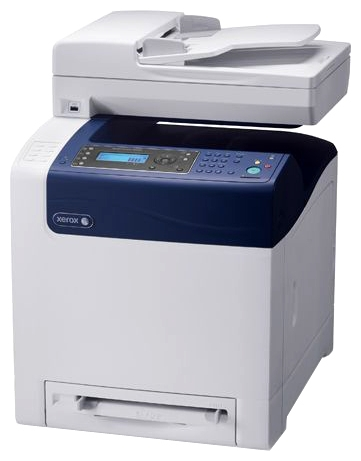 МФУ Xerox WorkCentre 6505N, grey / blue 6505V_N