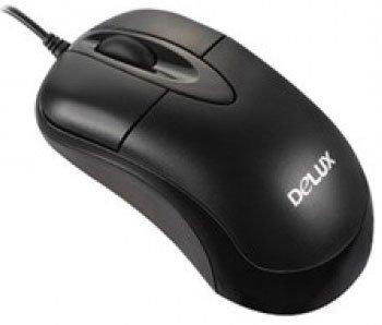 ���� Delux DLM-312 black DLM-312 ������ (USB)