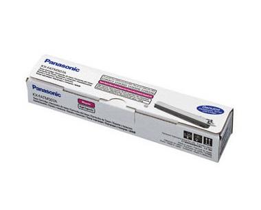 Картридж лазерный Panasonic KX-FATM507A, Magenta