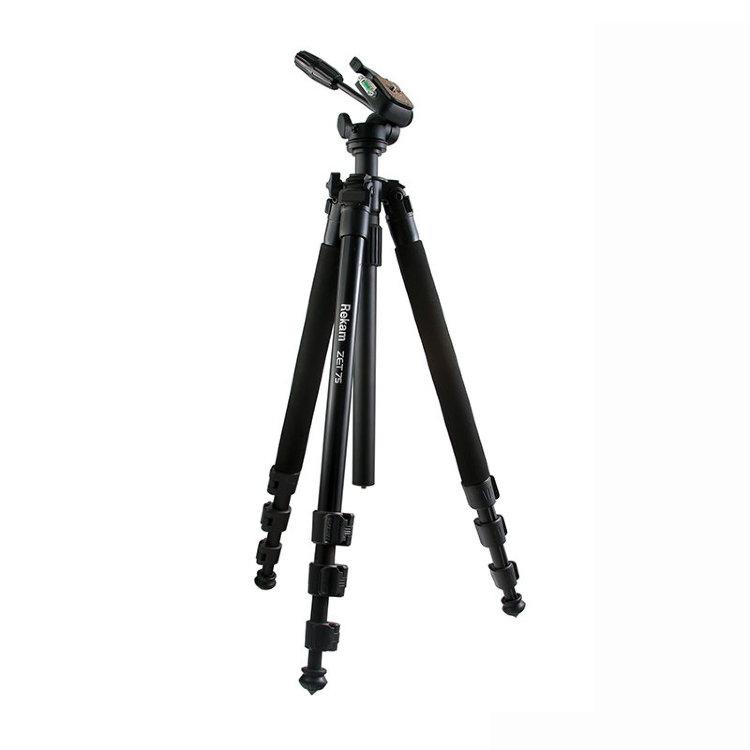 Rekam Ecopod E-125, black - трипод, от 40 до 125 см