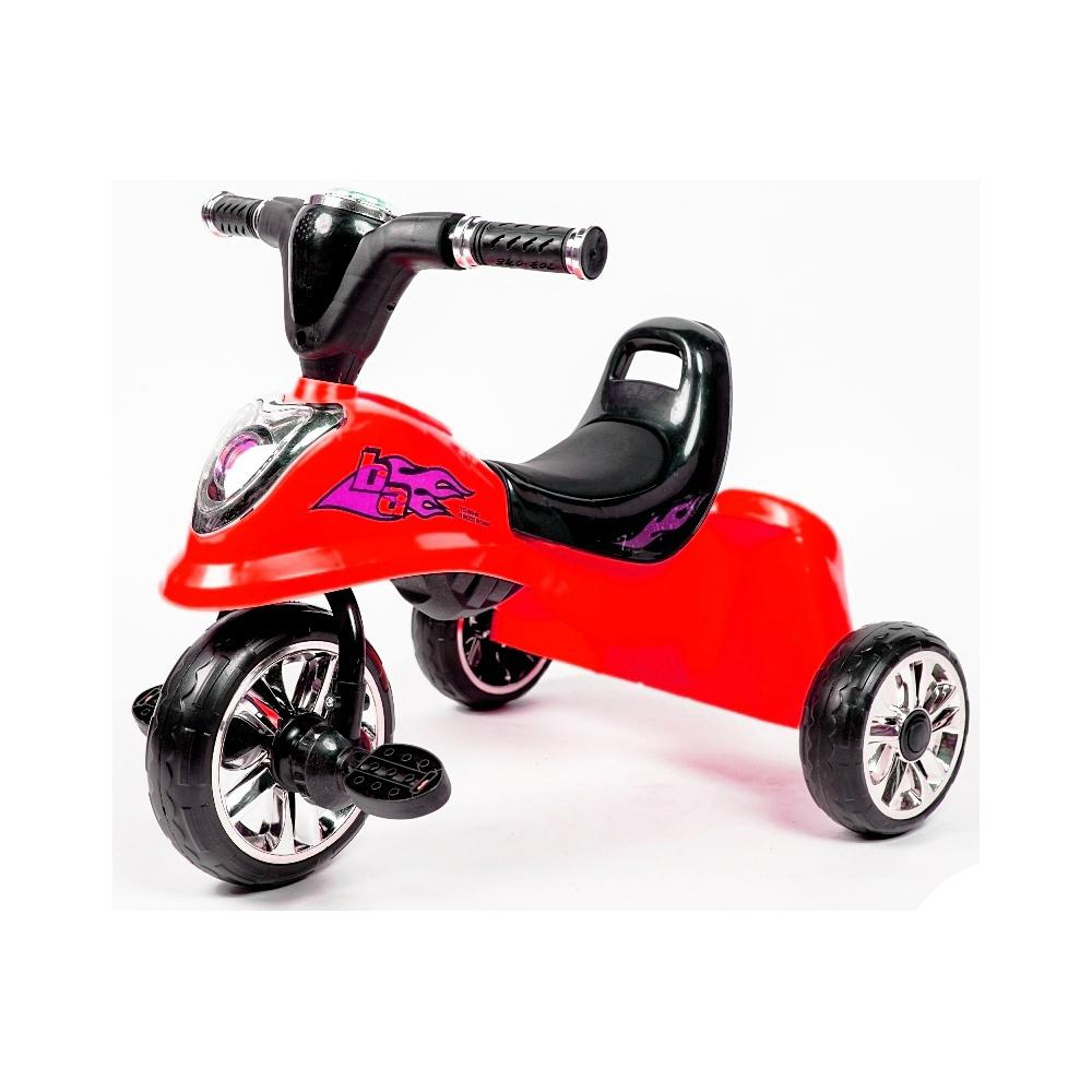 Велосипед трехколесный RT Modern Красный (id:17821)