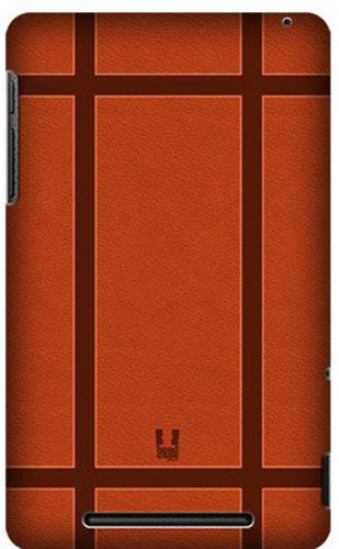 Чехол E-cell LEATHER HARD CASE DESIGN GLOSSY для ASUS Nexus 7