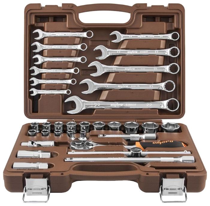 Набор инструментов OMBRA OMT33S, 33 предмета
