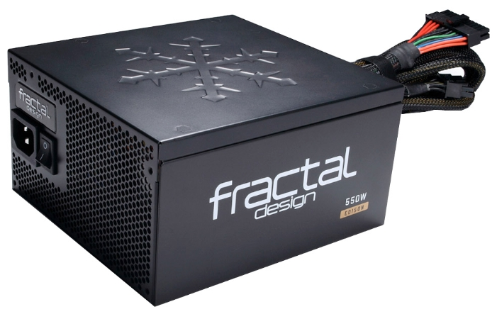 Блок питания Fractal Design EDISON M 550W FD-PSU-ED1B-550W-E