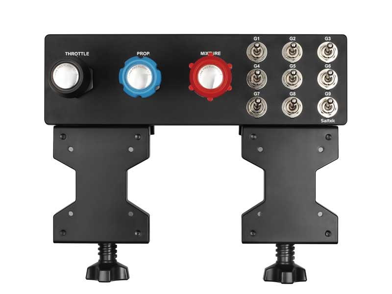 Аксессуар Saitek Pro Flight TPM System (SCB432060002-04-1) SCB432060002/04/1