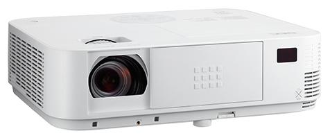 NEC M363X - (DLP, 1024x768, 3600 люмен, 10000:1, поддержка 3D: есть)