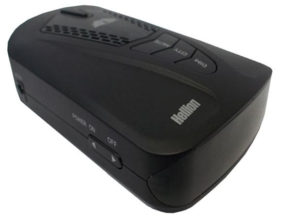 Hellion HDR-ST1003 - Ultra-K, Ultra-X, POP, режим Город: есть, режим Трасса: есть, отображение информации: ЖК-дисплей