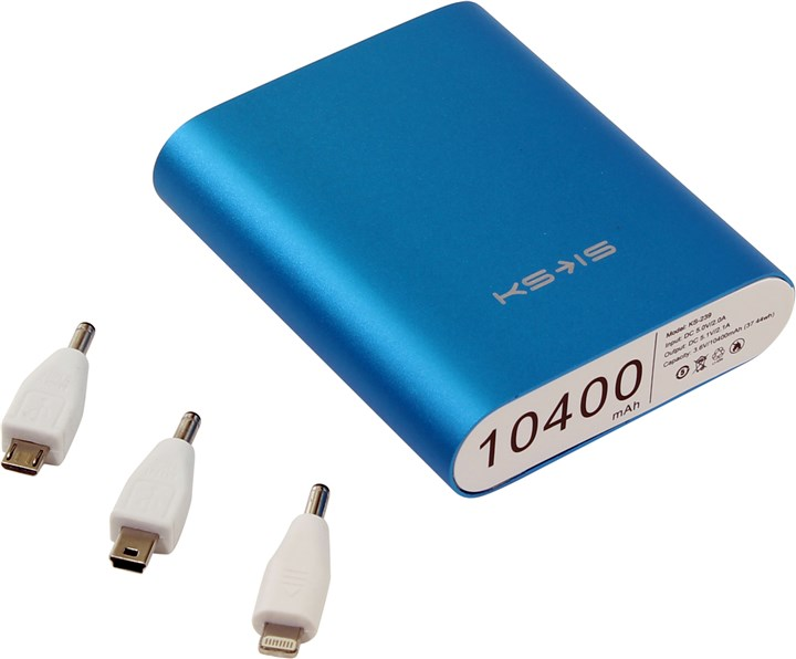�������������� ������� KS-IS KS-239 10400mAh blue KS-239 Blue