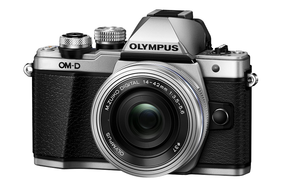 Olympus OM-D E-M10 Mark II Kit M.ZUIKO DIGITAL ED 14-42mm - (17.2 млн, 1920x1080, 8.5 кадр./сек, ЖК-экран: поворотный, сенсорный, 1037000 точек, 3 дюйма)