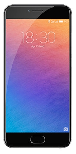 Смартфон Meizu Pro 6 32Gb Gray Black