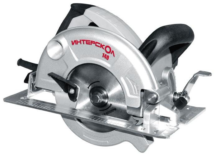 Пила дисковая Интерскол ДП-140/800 DP-140/800